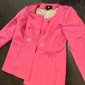 Dressy pink H&M jacket
